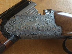 rizzini gun open