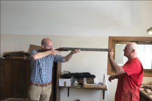 Rizzini Factory Visit Gun Measure